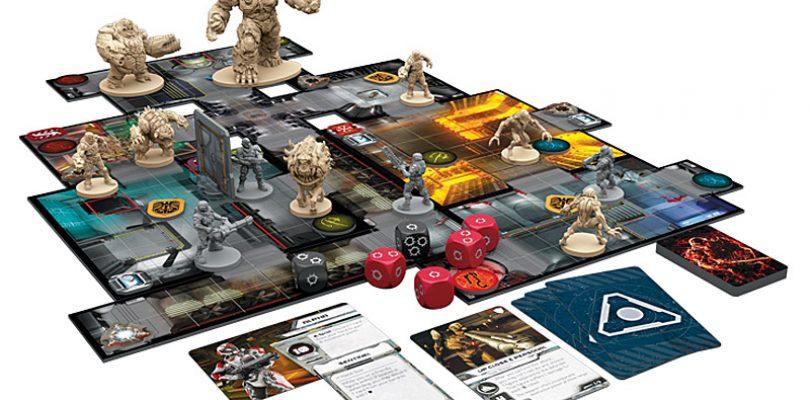 Doom erscheint erneut als Brettspiel