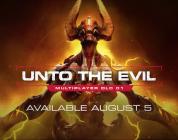 """Doom – Gameplay-Trailer zum Release von """"Unto the Evil"""""""