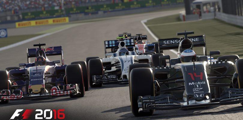 F1 2016 – Trailer zum Karrieremodus des Rennspiels