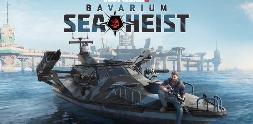 Just Cause 3 – Heute startet das Bavarium Sea Heist-DLC