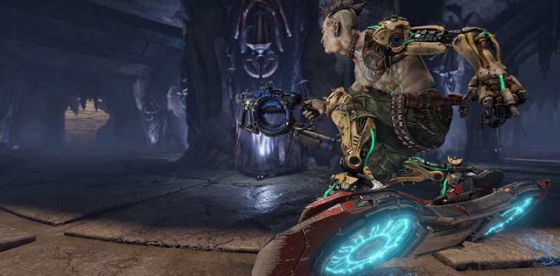 Quake Champions – Gameplay-Video von der QuakeCon 2016