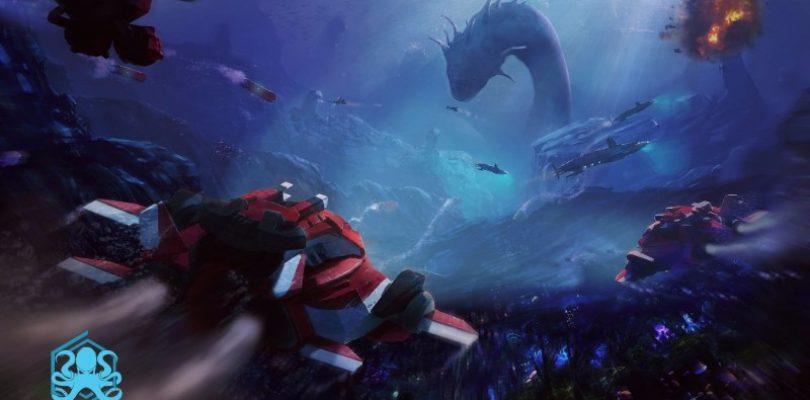 Subsiege vorher Submerge wird von HeadUp Games veröffentlicht