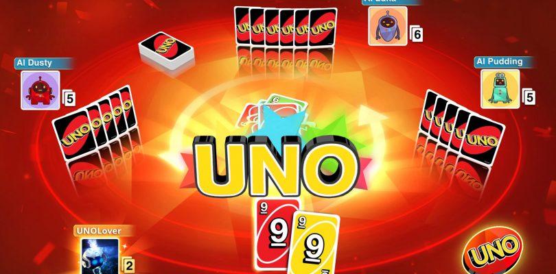 Uno – Das Videospiel von Ubisoft feiert heute seinen Release