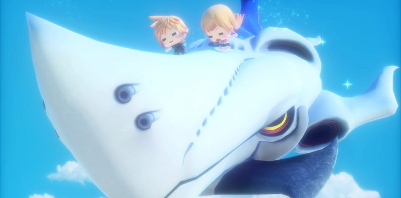 World of Final Fantasy – Hier ist der Launch-Trailer