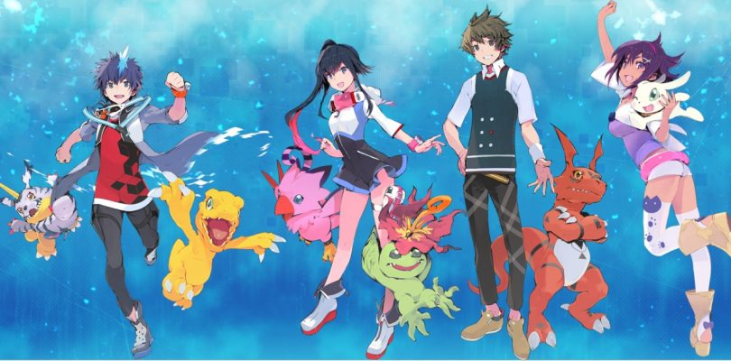 Digimon World: Next Order – Neuer Gameplay-Trailer veröffentlicht