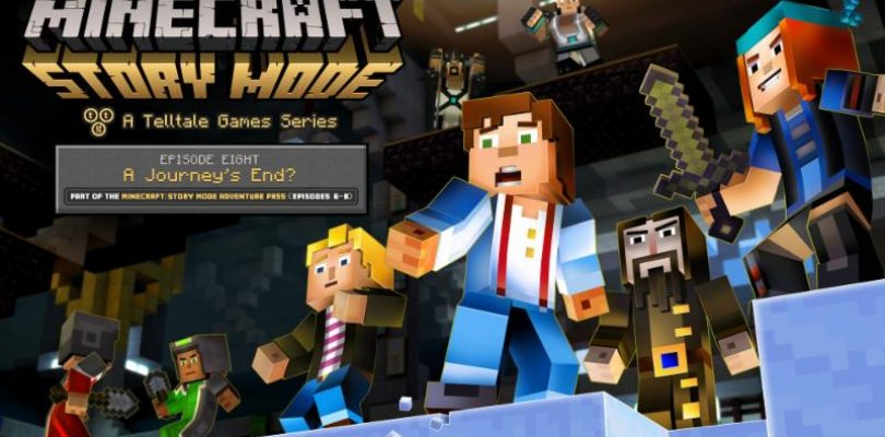 Minecraft Story Mode – Episode 8 erscheint am 13. September