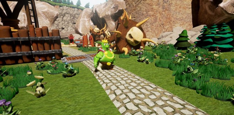 Rayon Riddles: Rise of the Goblin King – Demo, Trailer, Infos