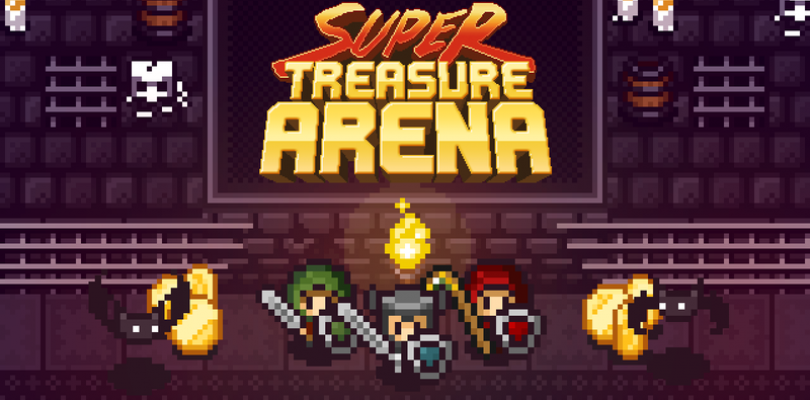 Super Treasure Arena – Trailer und Infos zum Early-Access-Start