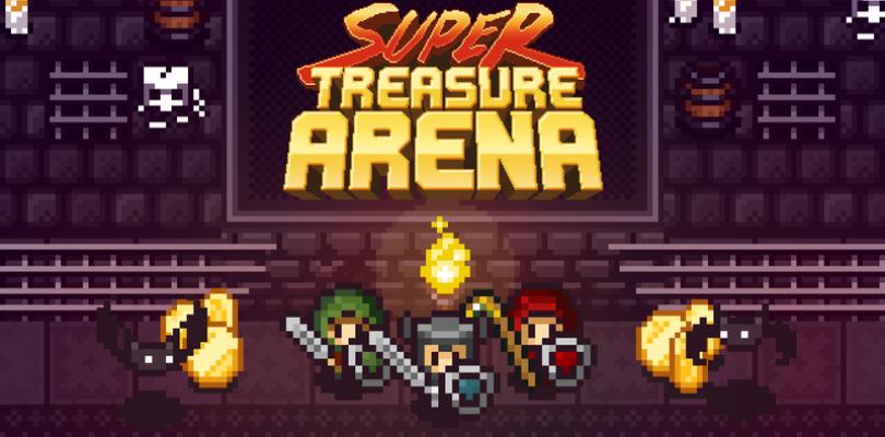 Super Treasure Arena – Trailer und Infos zum Early-Access-Start