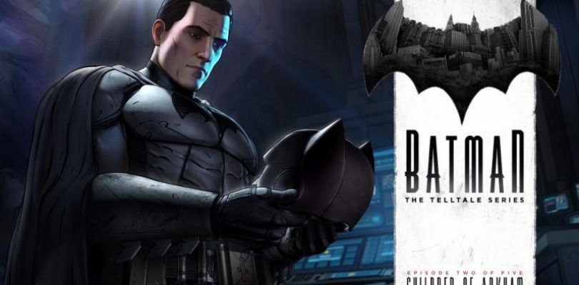 "Batman – Neuer Trailer zu Episode 2 ""Children of Arkham"""