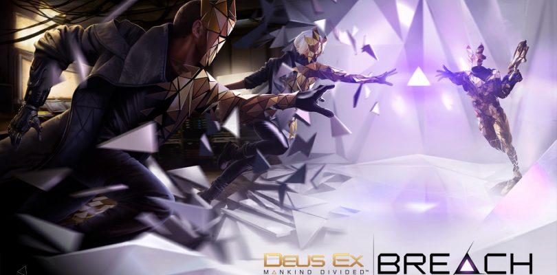 Deus Ex: Mankind Divided – Das steckt im kostenloses Update für den Breach-Modus