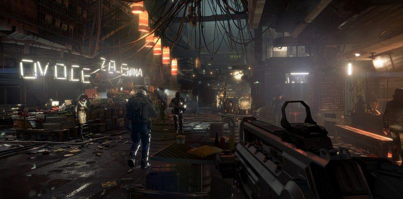 """Deus Ex: Mankind Divided – Update bringt Virtual Reality, Neuer DLC """"Eine kriminelle Vergangenheit"""" angekündigt"""