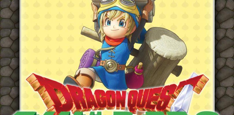 Dragon Quest Builders – Demo für PS4 und PSVita veröffentlicht