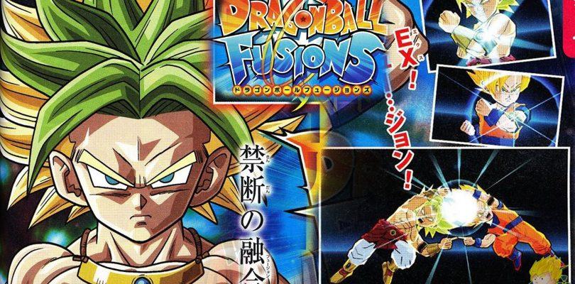 Dragon Ball Fusions – Trailer zum Action-RPG für den 3DS