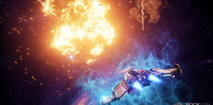 Everspace startet via Steam und GOG in den Early-Access