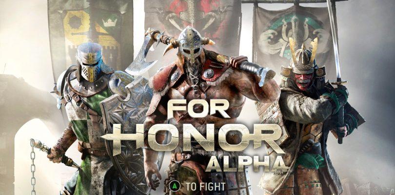 For Honor – Erfahrungsbericht aus der Alpha