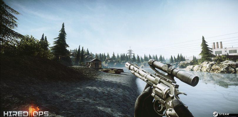 Hired Ops – Early-Access-Update bringt neue Karte und Gameplay-Verbesserungen