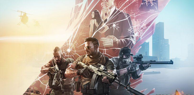 Hired Ops – Multiplayer-Shooter stellt sich mit Trailer vor
