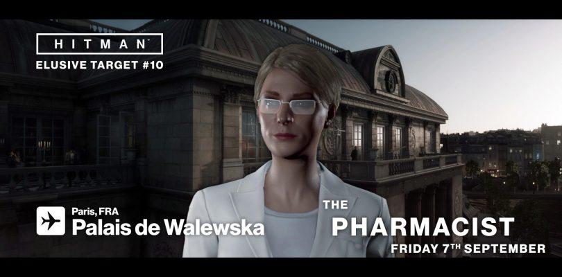 """Hitman – Neues Elusive Target """"Die Pharmazeutin"""""""