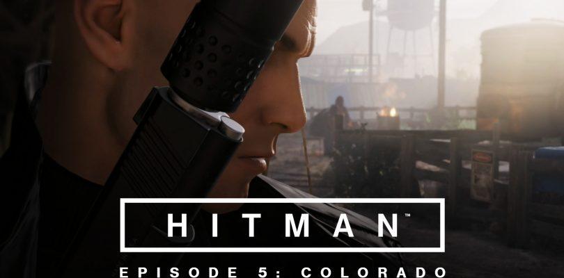 """Hitman – Launch-Trailer und Infos zu Episode 5 """"Colorado"""""""