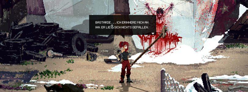 Mother Russia Bleeds für Nintendo Switch veröffentlicht