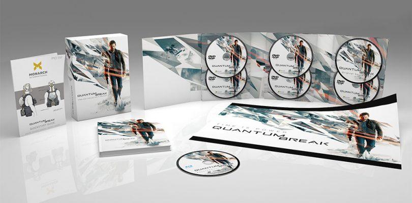 Quantum Break – Timeless Collectors Edition ab sofort im Handel verfügbar