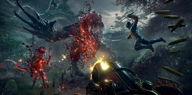 Shadow Warrior 2 – Hier ist der Launch-Trailer