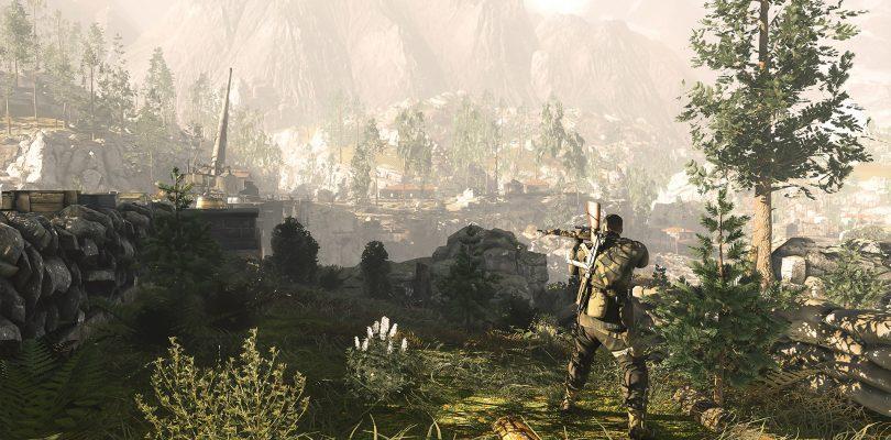 """Sniper Elite 4 – Neuer Story-Trailer """"Karl Fairburne"""" veröffentlicht"""