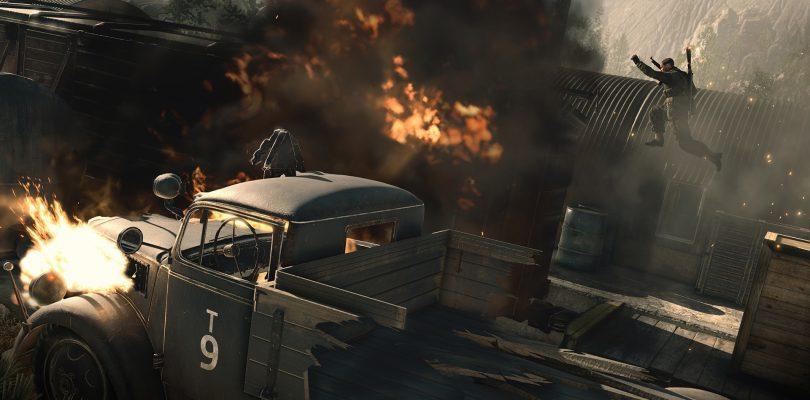 Sniper Elite 4 – 101-Gameplay-Trailer veröffentlicht