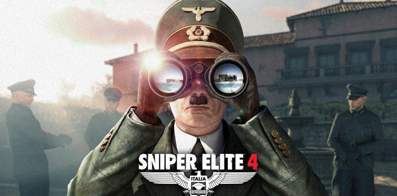 """Sniper Elite 4 – Hier ist der Story-Trailer """"Italy 1943"""""""