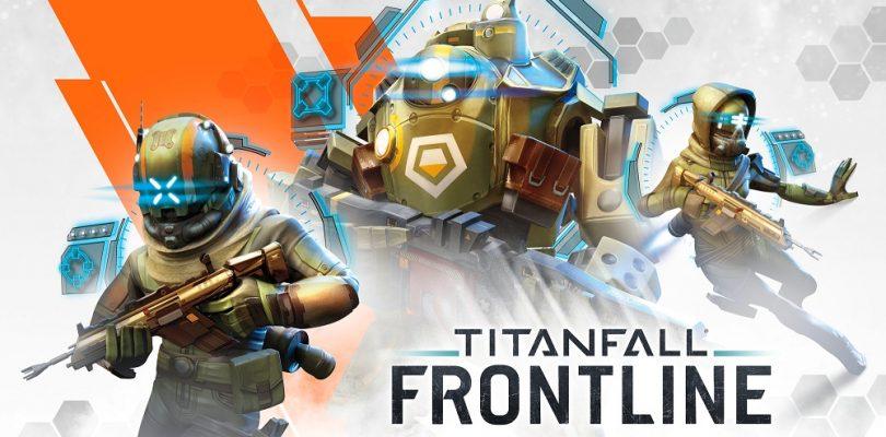 Titanfall Frontline – Sammelkartenspiel angekündigt