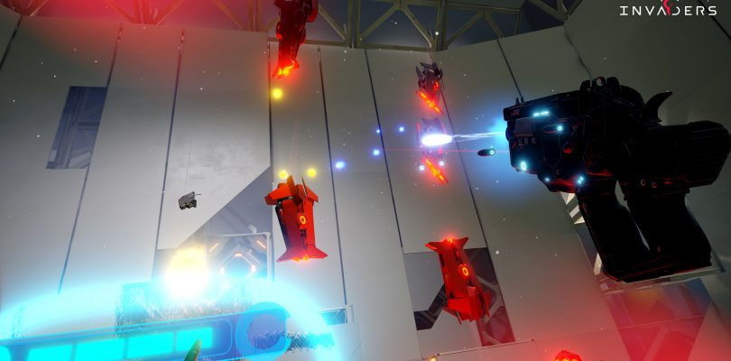 VR Invaders – Hier ist der Launch-Trailer