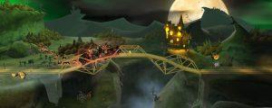 Bridge Constructor ist für die PS4 im Handel erhältlich