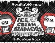 Guild of Dungeoneering – Infos zum neuen DLC Ice Cream Headaches