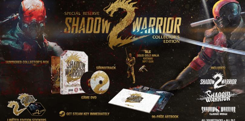 Shadow Warrior 2 erscheint als Special Reserve Collector's Edition