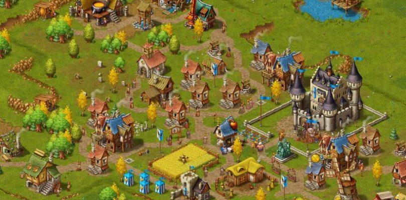 Townsmen – Aufbaustrategie im Stile von Die Siedler angekündigt