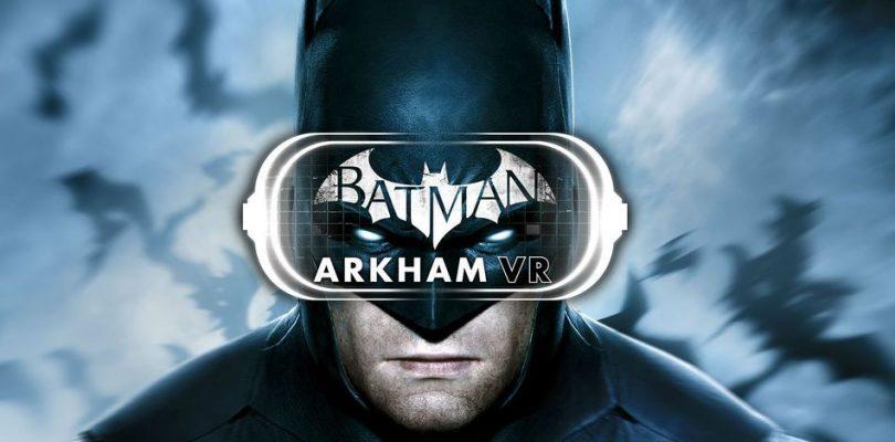 Batman Arkham VR – Infos zum Release