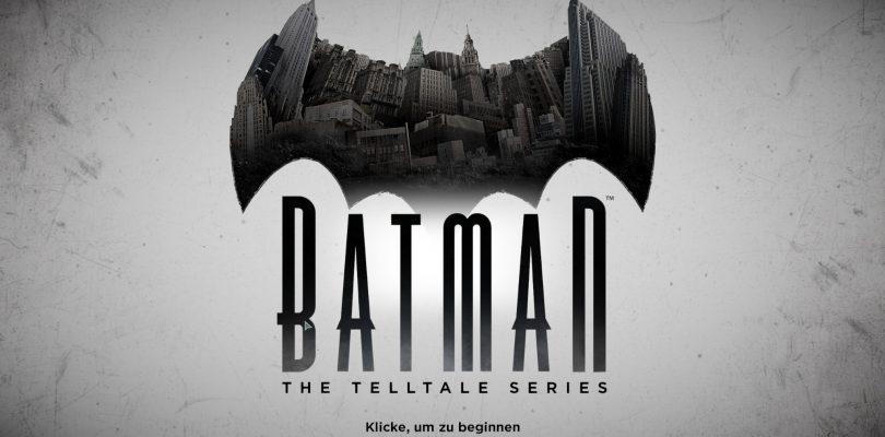 Batman – Das Adventure von Telltale im Test