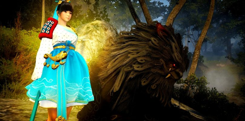 Black Desert Online – Die Bändigerin im Awakening-Video