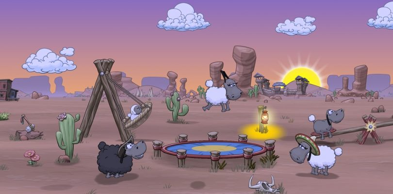 Clouds & Sheep 2 – Infos und Launch-Trailer zum Release
