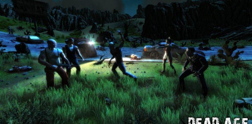 Dead Age – Zombie-RPG erscheint am 04. November