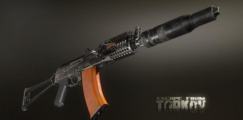 Escape from Tarkov – Waffensound kommen von Kalashnikov