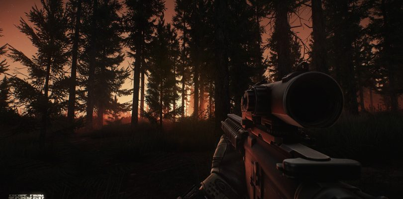 Escape from Tarkov – Frische Screenshots aus der überarbeiteten Engine