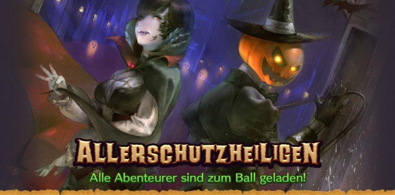 Final Fantasy XIV – Halloween-Event gestartet