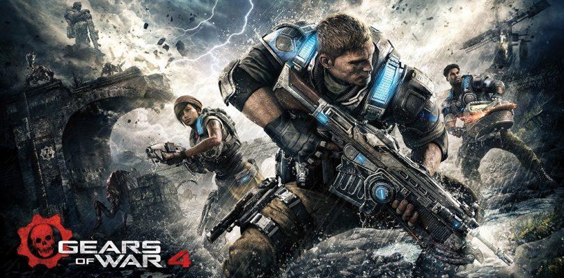 Gears of War 4 – Ab sofort in der 9,99er Aktion bei GameStop
