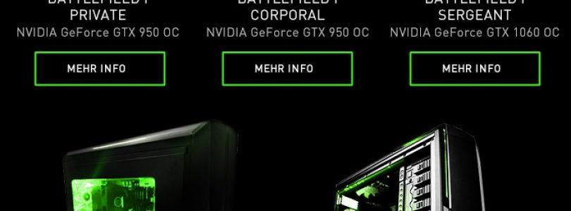 HI-TECH – Spezielle PCs und Laptops für Battlefield 1