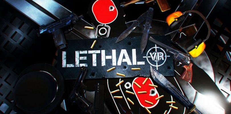 Lethal VR – Hier ist der Launch-Trailer