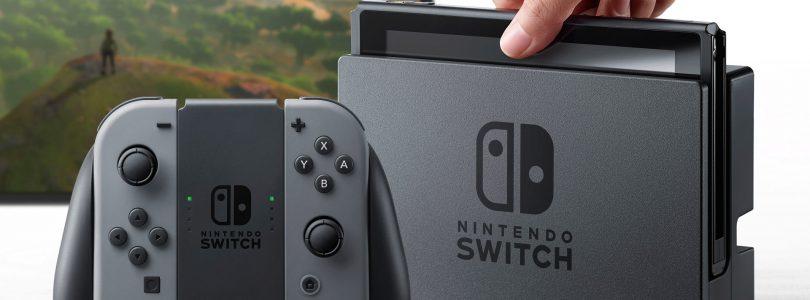Nintendo Switch – Interner Speicher wird nicht reichen