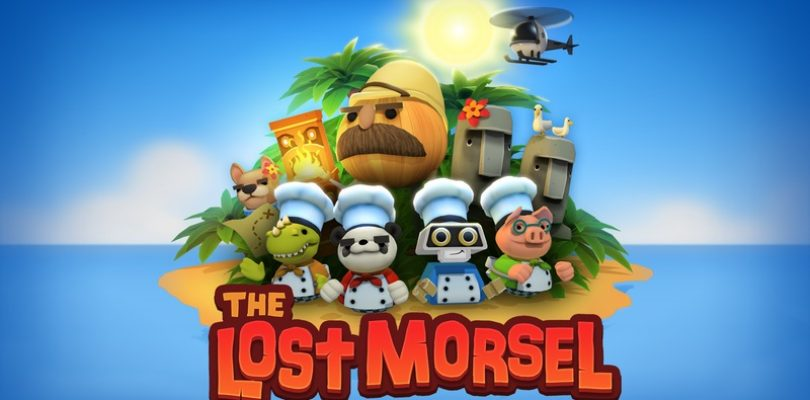 Overcooked – The Lost Morsel-DLC ist ab sofort erhältlich