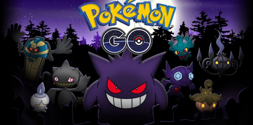 Pokémon Go – Trailer zum Halloween-Event